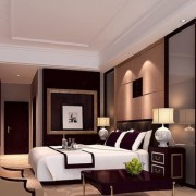 Chinese-modern-apartment-bedroom-3D